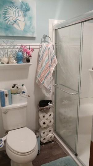 Our DIY Bathroom Remodel