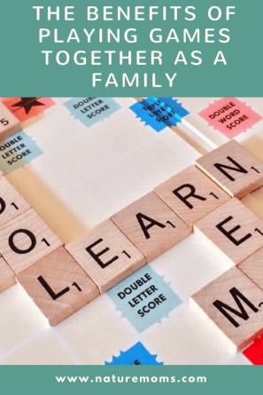 Playing Games As a Family