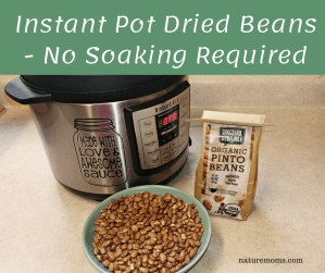Instant Pot Dried Beans – No Soaking Required