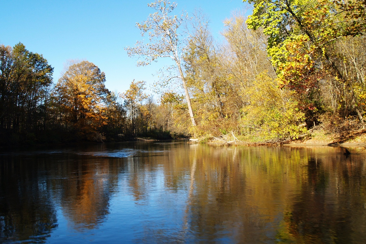 Muskegon River: Thornapple Access - Land Conservancy of West