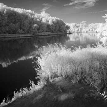 The Grand River, Roselle Park by Thomas Hegewald