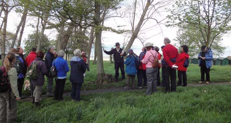 How to lead the perfect guided walk – part 1