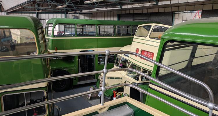 IW Bus Museum