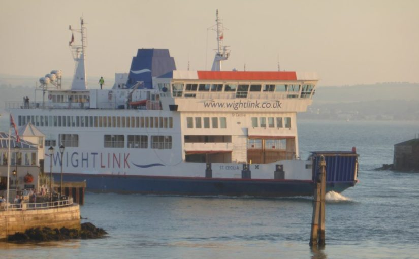 Is the Solent the most expensive ferry crossing in the world?
