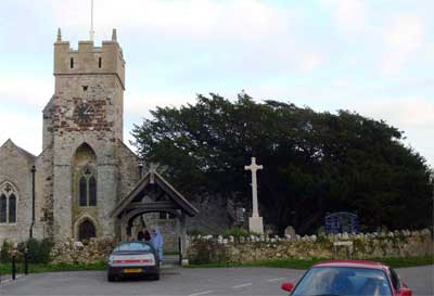 All Saints Church, Freshwater IW