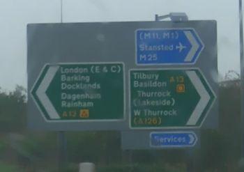 Basildon - the signs aren't good