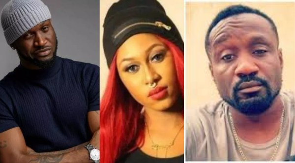 You rejected the contract I gave you because they made you see me like the bad egg – Peter Okoye to  Cynthia Morgan