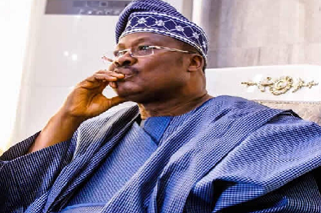 Ajimobi breaks his family record but fails to achieve his optimism