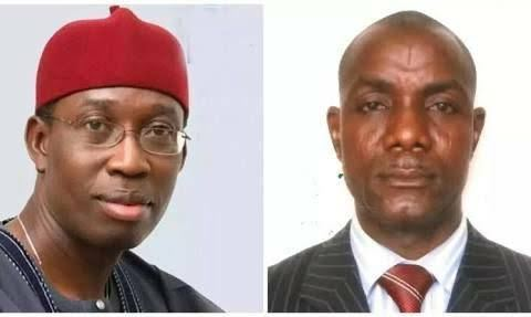 The political  communicator of falsehood  to the nepotistic governor of Delta state have no shame – Fred Latimore
