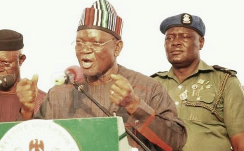 Gov. Ortom sparks reaction over Fulani's and the ESN