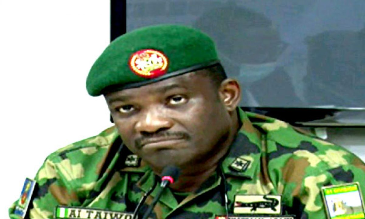 Lekki Shooting: Nigerian Army reveals how they could've acted if  similar situation occurs