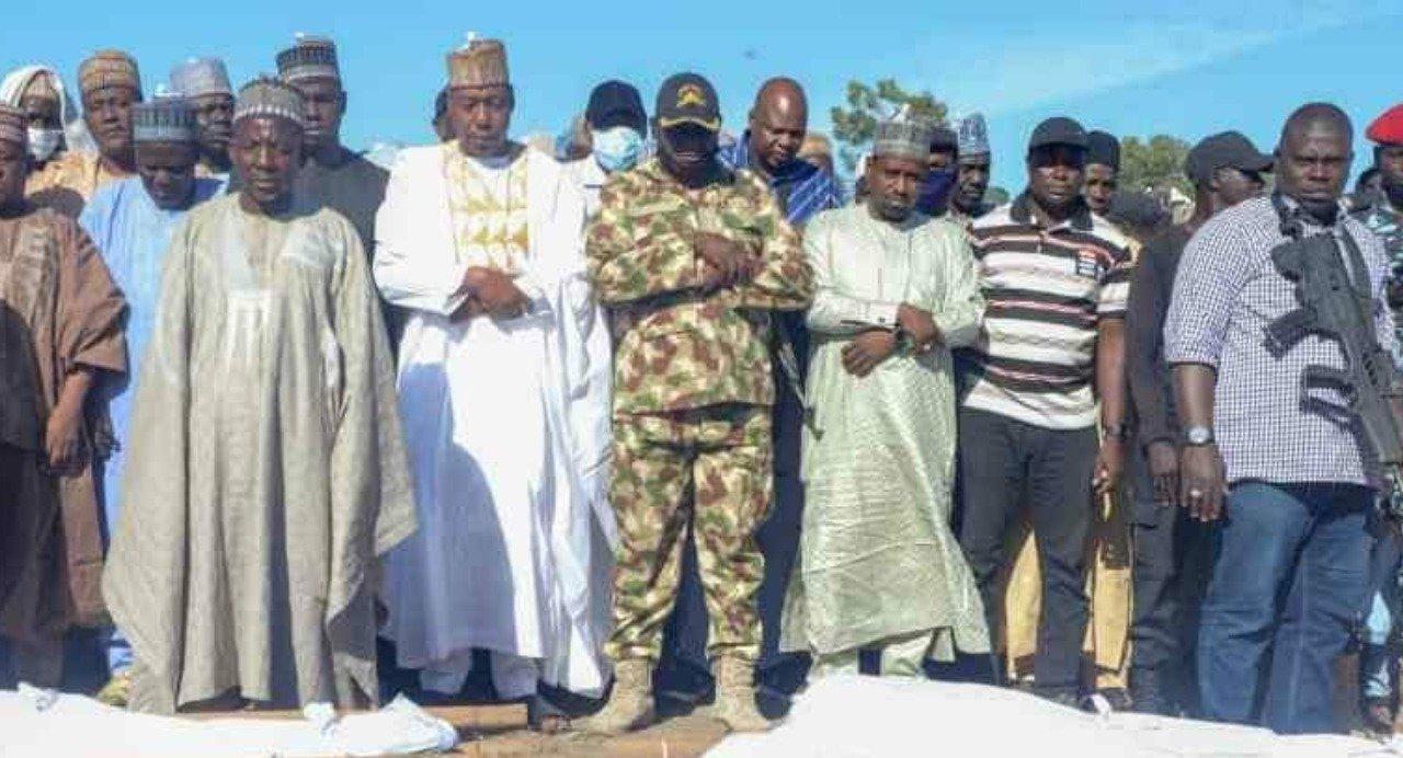 Borno massacre: How Boko Haram deceived farmers –  Army reveals
