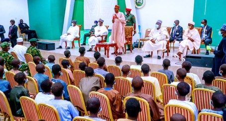 Kankara Schoolboys: You must return to school and continue – President Buhari