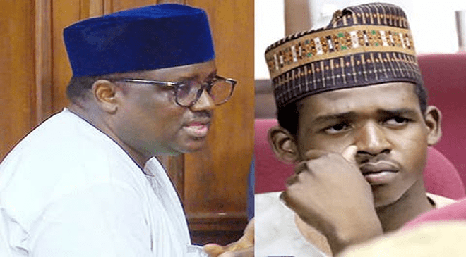 Just In: EFCC arrests Maina's son, Faisal