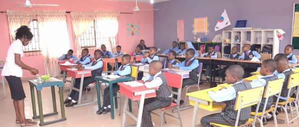Schools are not drivers of COVID-19 pandemic –UNICEF