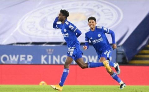 Premier League: Ndidi scores as Leicester beat Chelsea to go top