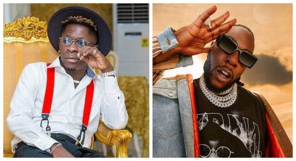 Shatta Wale calls out Burna Boy for blabbing about him