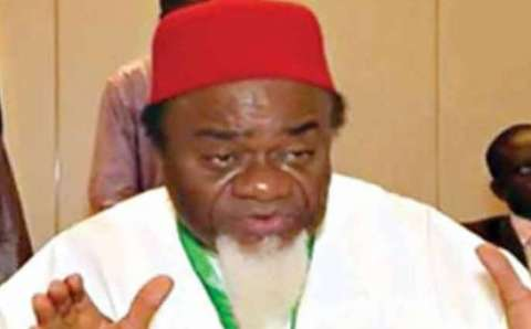 2023: S'East Will Survive Pull Down Policy Of FG, Take Its Rightful Position- Ezeife