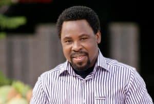 Sad As Prophet TB Joshua dies at 57-years