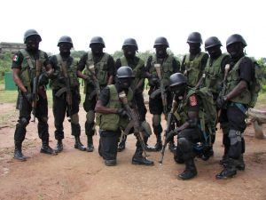 Allow Free Flow Of Food From North To South Or….., Nigerian Military Warns