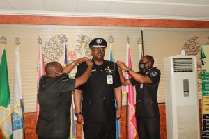 IGP Decorates Newly Promoted DIGs, Deploys Them To New Positions (Photos)
