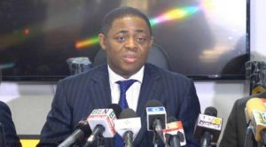 PDP Vs APC: What Secondus Discussed With Femi Fani-Kayode