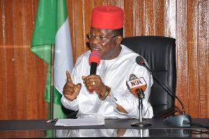 Umahi 'Descend Heavily' On Aides For Exposing 'Classified' Documents To Online Newspaper