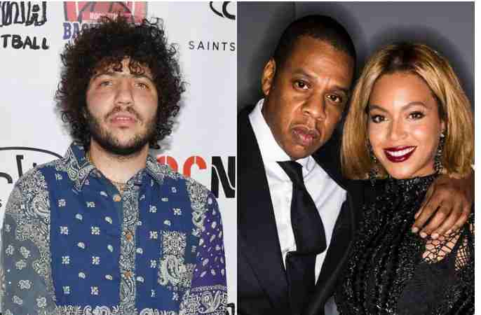 """""""I almost lost my life for kissing Beyoncé in front of Jay-Z"""" – Benny Blanco Recalls"""