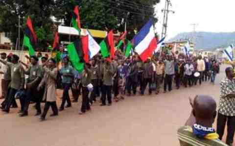 Biafra: BNL Sends Warning Message To Nigerian, Cameronian Forces