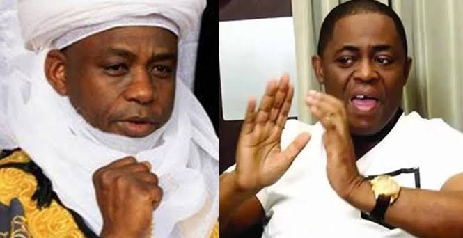 FFK reacts over Sultan of Sokoto speech on war