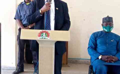 """""""Our Mandate Not To Witch Hunt""""- Chairman Presidential Visitation Panel To Fedpoffa"""