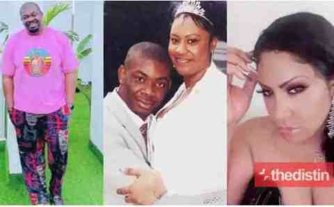 Don Jazzy's ex-wife breaks silence on their failed marriage