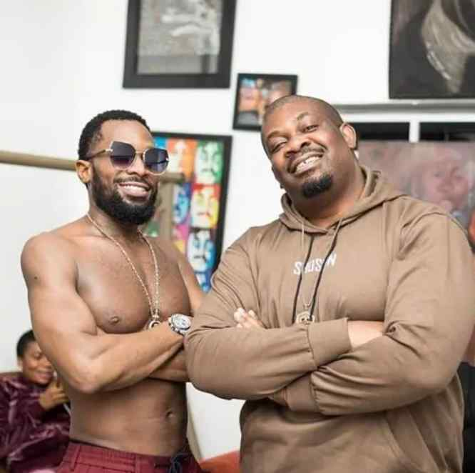 Don Jazzy explains what led to his split with D'banj