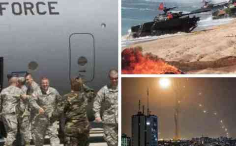 Why These 3 Countries Can Not Be Easily Invade