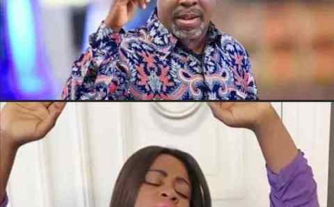 """""""SCOAN is on fire and TB Joshua is in hell"""" – Anna reveals"""