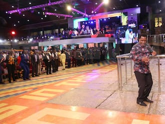 Things you probably didn't know about Prophet TB Joshua