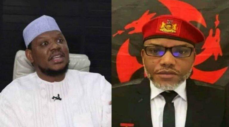 Twitter, IPOB online's machine- Adamu Garba alleges, backs Buhari's twitter ban
