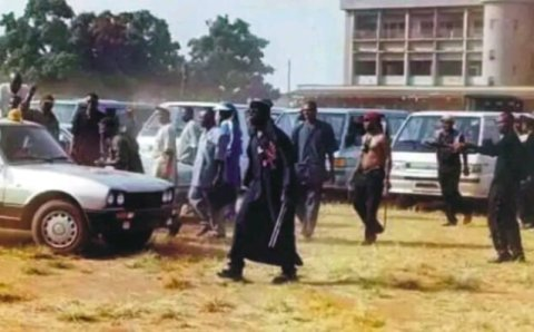 Reactions as Bakassi Boys Fully Returns In South Eastern Nigeria