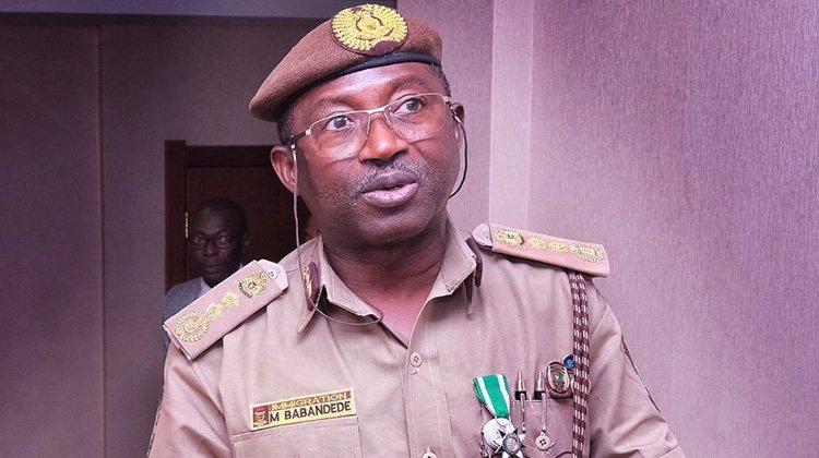 Nigeria Immigration reveals the reason for New Passport postponement