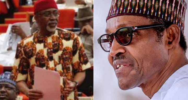 Only When It Comes To The IPOB You See Buhari Military Capabilities