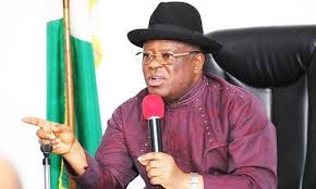 Governor Umahi Charges Youths With Dealing With Killer Herdsmen