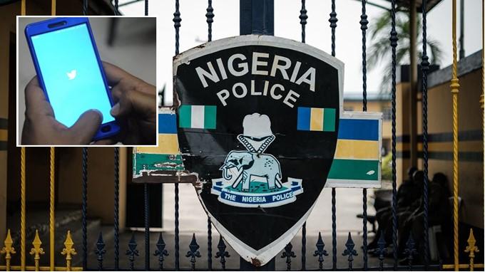 Breaking: Police allegedly arrest twitter users