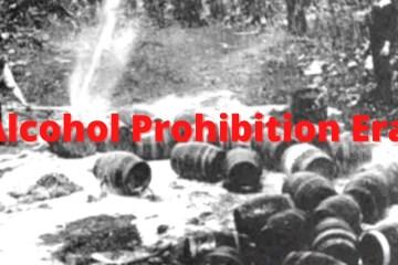 alcohol prohibition era