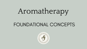nature notes aromatherapy course by Deanna Russell