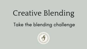 creative blending challenge with Deanna Russell