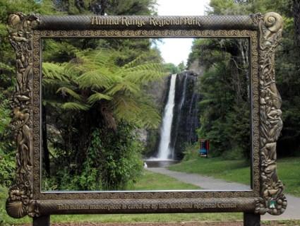 Hunua Fall - hunua Regional Park