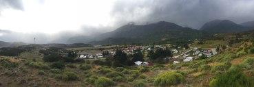 View of Villa Cerro Castillo