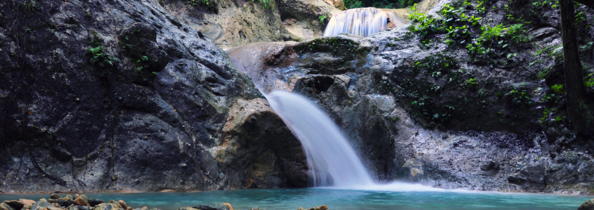 Welcome to the 27 Waterfalls of Damajaguas