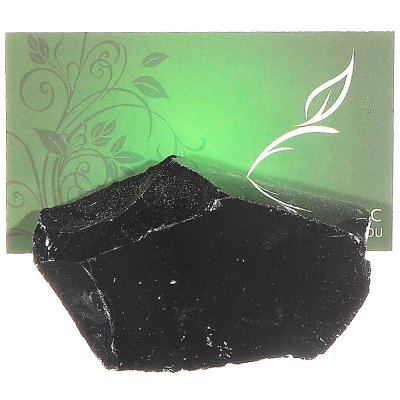 BCHB - Black Obsidian Card Holder