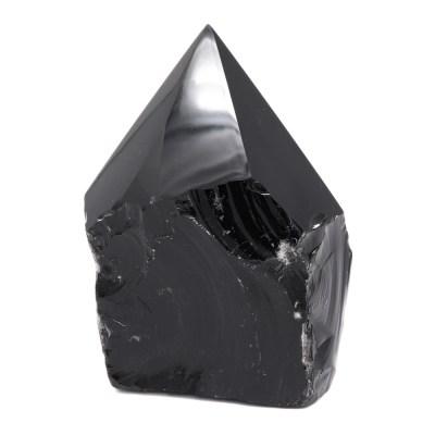 BOPBC - Black Obsidian Polished Natural Base